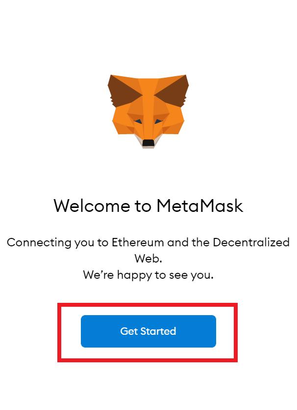 Metamask warning